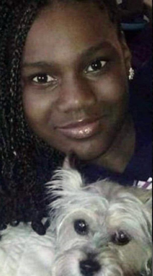 Gun violence victim Sandra Parks